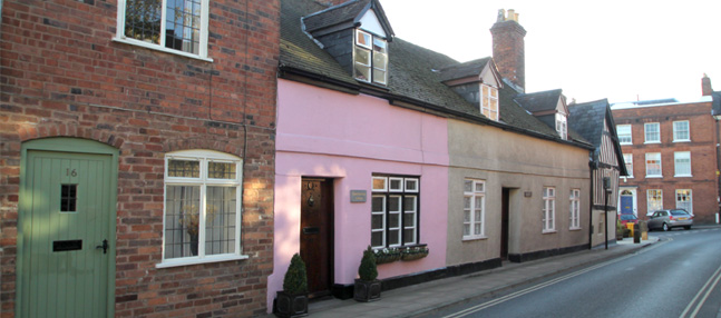 Ludlow self-catering accommodation Shropshire